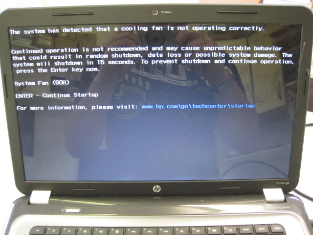 HP-Pavilion-G6-System-Fan-90B-Error