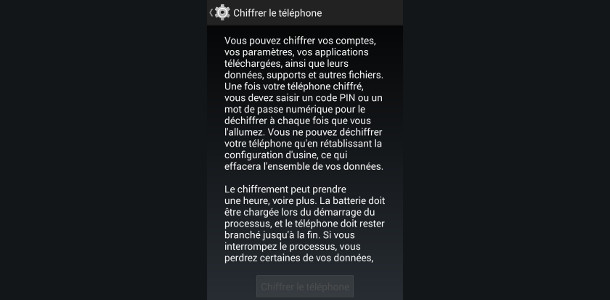 android-securite-chiffrer